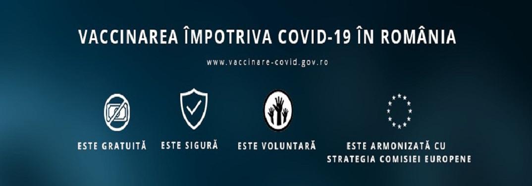 Campanie vaccinare anti-COVID-19